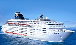 Navio Zenith - Pullmantur Cruises